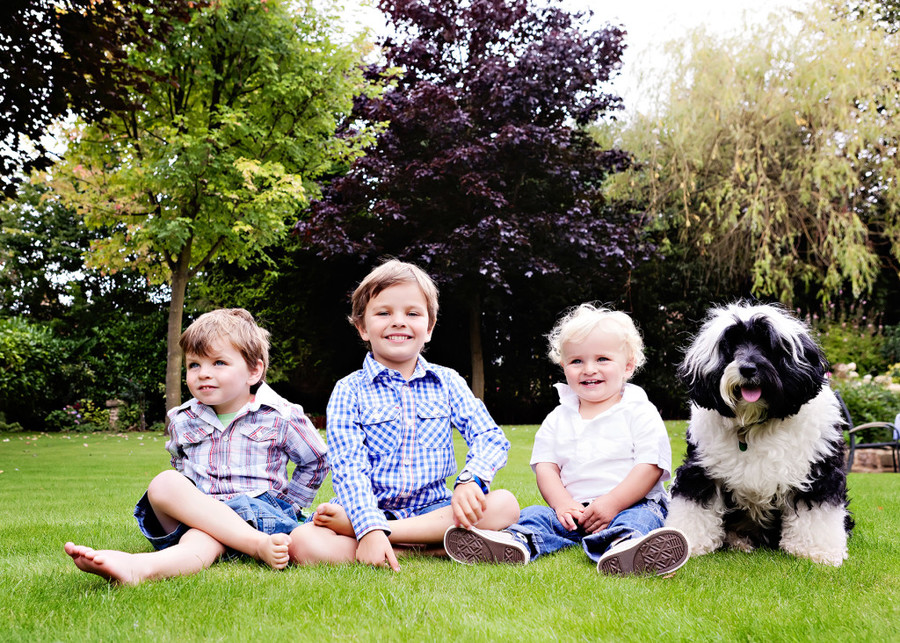 Summer Holiday Family Portrait Shoots at Divers Photography