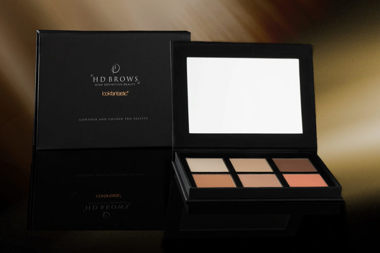 HD Brows x lookfantastic Contour and Colour ProPalette